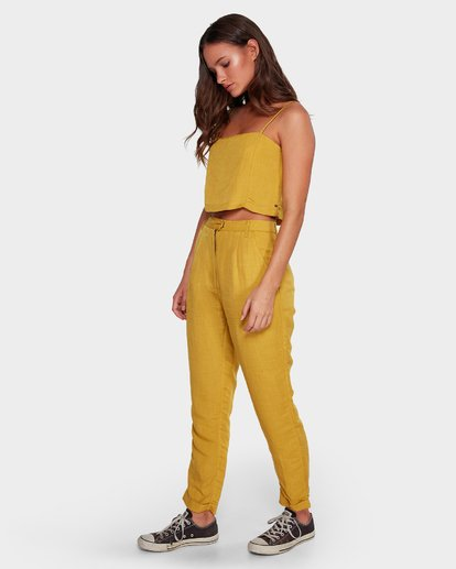 2 Burning Skies Pants Orange 6592403 Billabong
