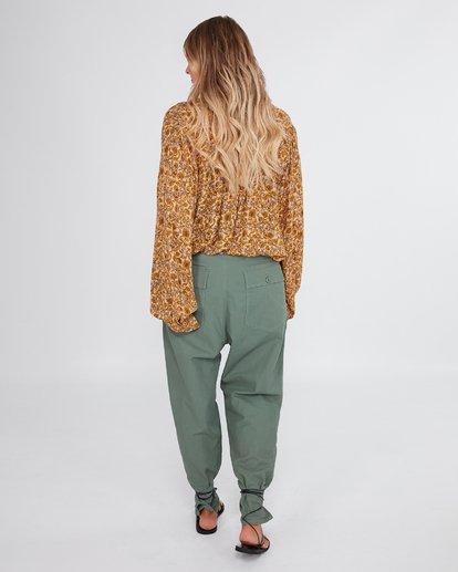 1 Elle Ferguson Swagger Cargo Pants Green 6592409M Billabong