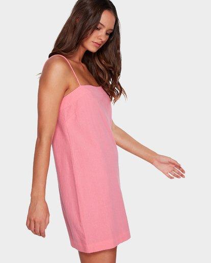 1 SUNSET COTTON DRESS Red 6592471 Billabong