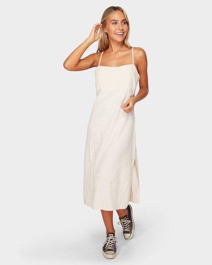 5 True Love Dress Beige 6592474 Billabong