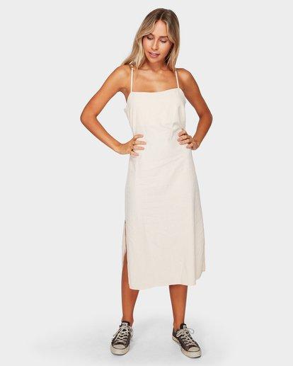 1 True Love Dress Beige 6592474 Billabong