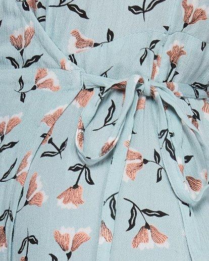 4 Bluebell Wrap Dress Blue 6592482 Billabong