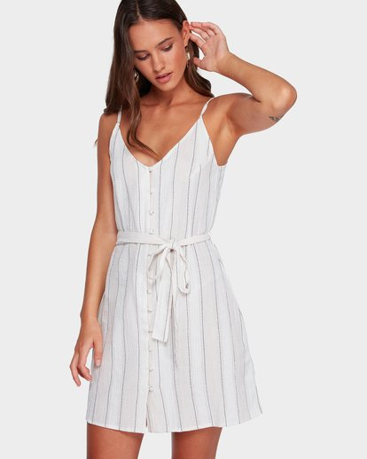1 ARIZONA STRIPE DRESS Beige 6592486 Billabong