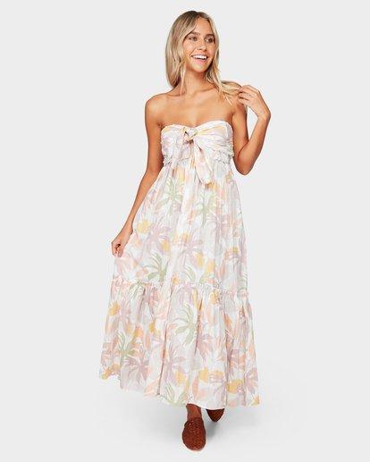 1 Atlantis Maxi Dress Beige 6592487 Billabong