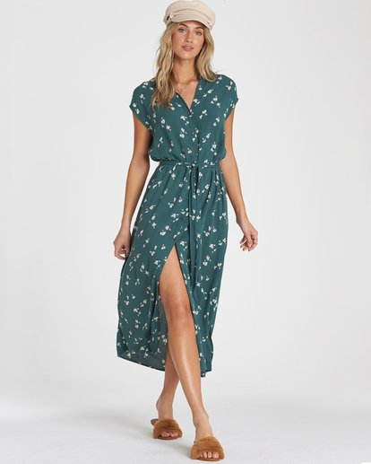 0 Little Flirt Midi Dress  6592494X Billabong