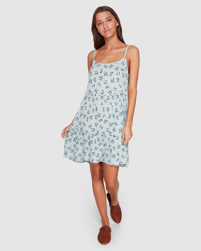 4 Bluebell Dress Blue 6592495 Billabong