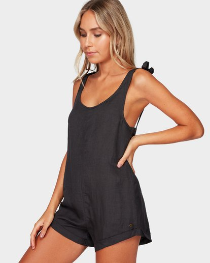 1 Kauai Jumpsuit Black 6592502 Billabong