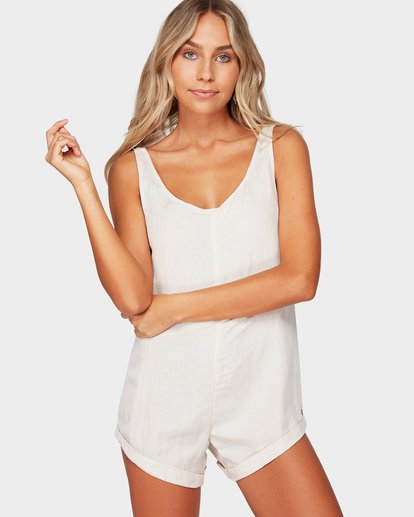 1 Kauai Jumpsuit Beige 6592502 Billabong