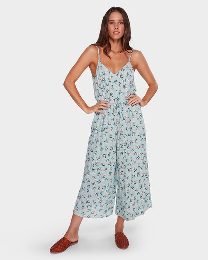 4 Bluebell Jumpsuit Blue 6592507 Billabong