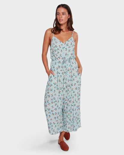 0 Bluebell Jumpsuit Blue 6592507 Billabong