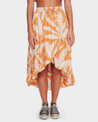 3 EL DORADO FLORAL SKIRT  6592522 Billabong