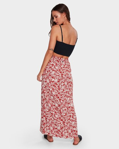 2 Fallen Palm Maxi Skirt  6592532 Billabong