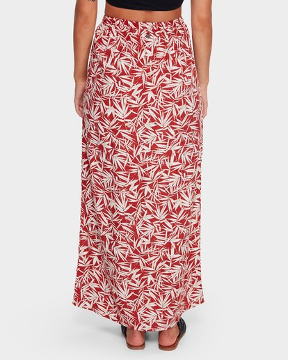 4 Fallen Palm Maxi Skirt  6592532 Billabong