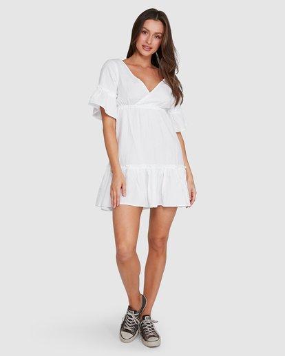 6 SUMMER DREAMS DRESS White 6592540 Billabong