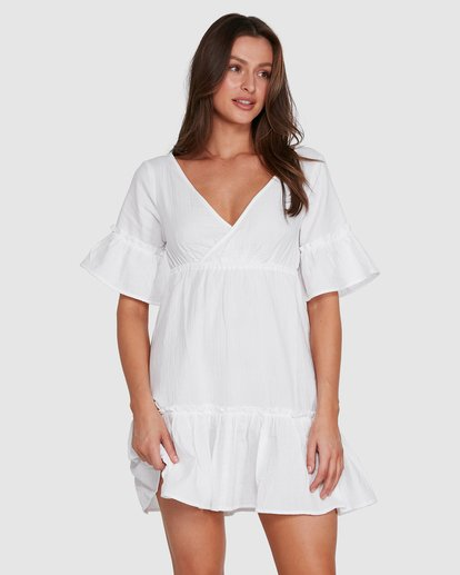 1 SUMMER DREAMS DRESS White 6592540 Billabong