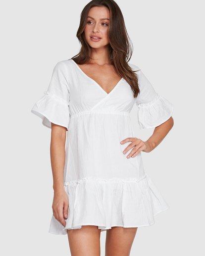 0 SUMMER DREAMS DRESS White 6592540 Billabong