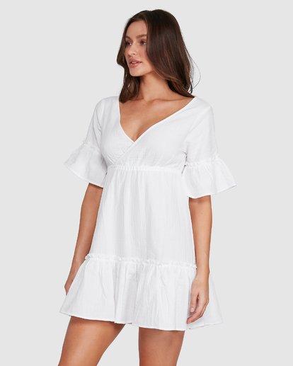 2 SUMMER DREAMS DRESS White 6592540 Billabong
