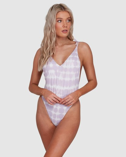 1 CLOUD ONE PIECE Purple 6592557M Billabong