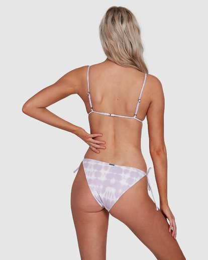 5 Cloud Long Tri Bikini Top Purple 6592558M Billabong