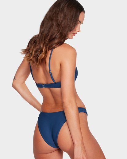 3 Tanlines Hike Bikini Bottoms Blue 6592568 Billabong