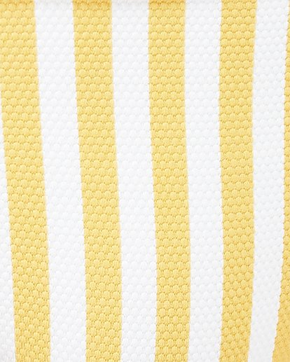 4 CASSY STRIPE BRALETTE BIKINI TOP Yellow 6592587 Billabong