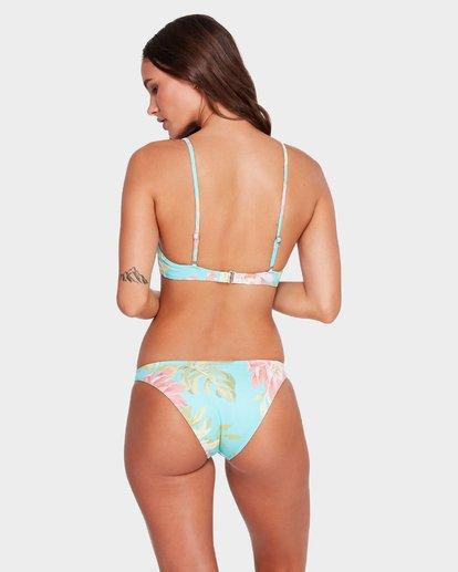3 Seacave Tie Bralette Bikini Top Blue 6592591 Billabong