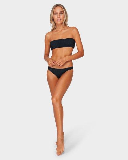 4 Lovelock Tropic Bikini Bottoms Black 6592619 Billabong