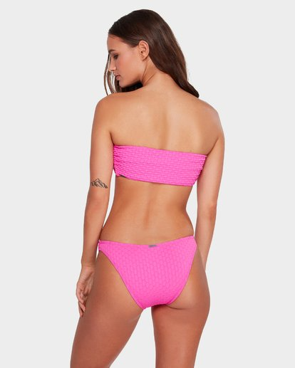 0 LOVELOCK TROPIC BIKINI BOTTOMS Pink 6592619 Billabong