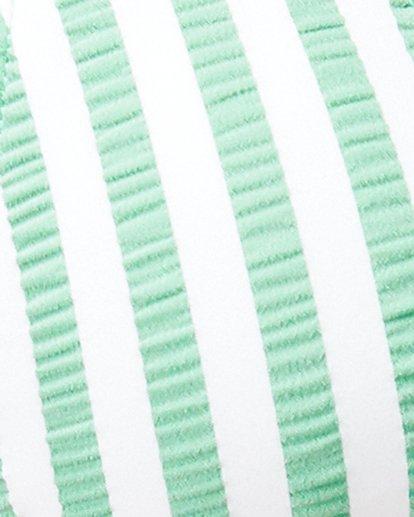 4 Brooke Stripe Long Tri Bikini Top Green 6592622 Billabong