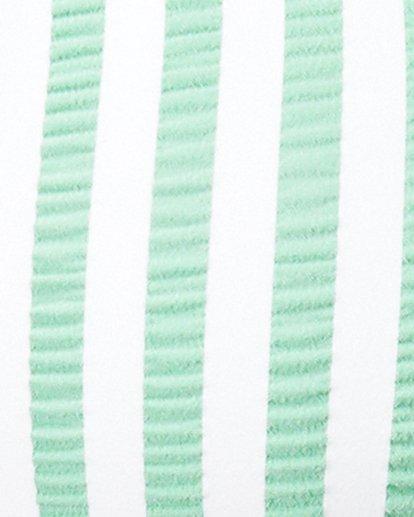 4 Brooke Stripe Two Way Tie Bikini Top Green 6592623 Billabong