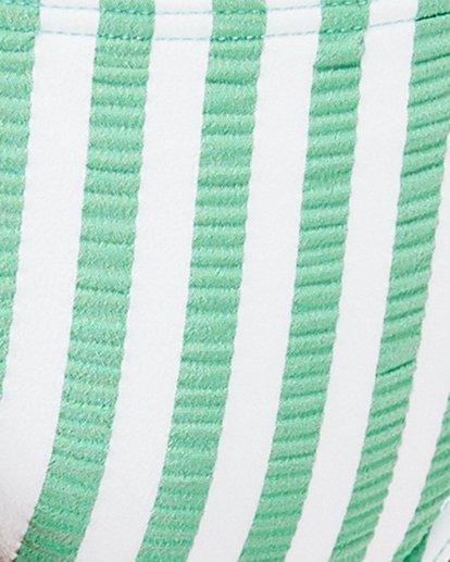 3 Brooke Stripe Tropic Bikini Bottoms Green 6592626 Billabong