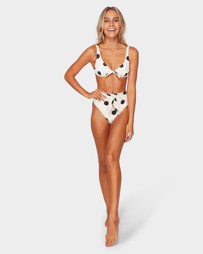 5 Aurora Spot Bra Bikini Top Beige 6592629 Billabong