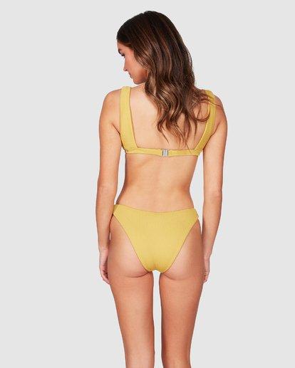 0 Sand Dunes Hike Bikini Bottoms Yellow 6592699M Billabong