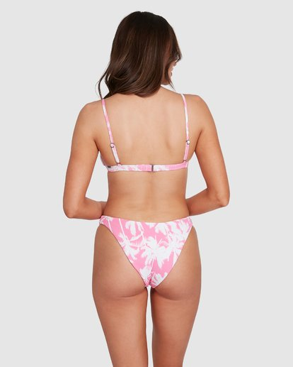 0 Pretty Palms Hike Bikini Bottoms Pink 6592707 Billabong