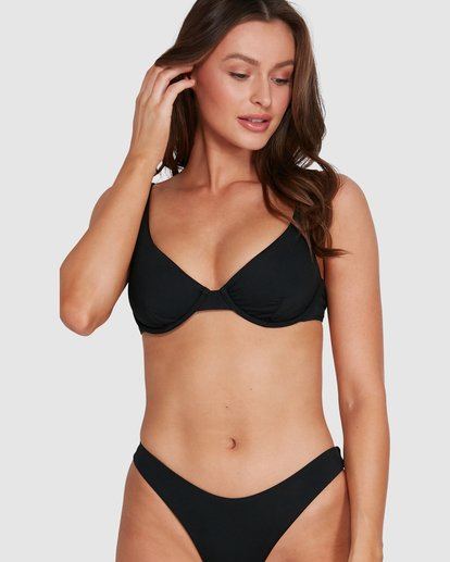 0 Sol Searcher Full Bra Bikini Top  6592737X Billabong