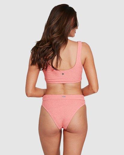 5 Summer High Tank Bikini Top Orange 6592772X Billabong