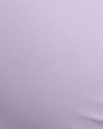 7 SOL SEARCHER HI POINT TRI BIKINI TOP Purple 6592776X Billabong