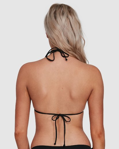 2 Sol Searcher Tri Bikini Top Black 6592781X Billabong