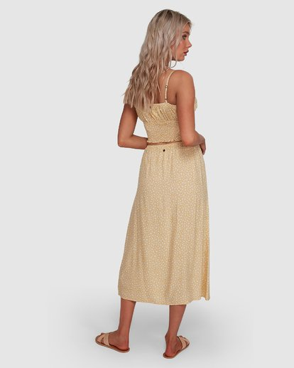 2 Florida Skirt Yellow 6592913X Billabong