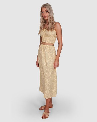 1 Florida Skirt Yellow 6592913X Billabong