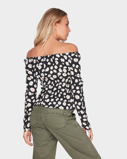 3 MARGHERITA TOP Black 6595109 Billabong