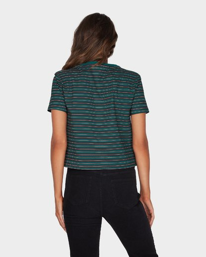 2 COMMON MUSE TEE Green 6595134 Billabong