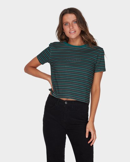 0 COMMON MUSE TEE Green 6595134 Billabong