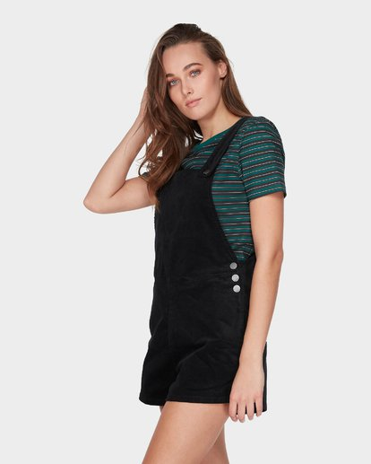 1 SHIPWRECKED PLAYSUIT Black 6595277 Billabong
