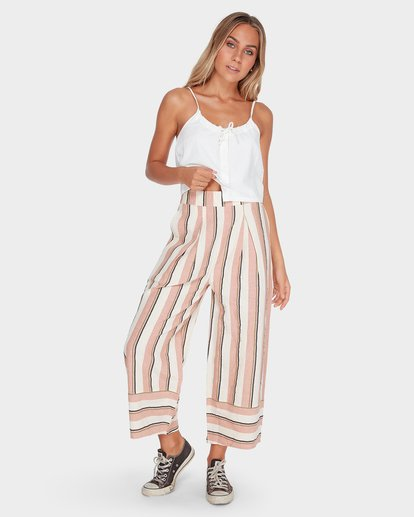 5 BYRON BAY PANT Brown 6595405 Billabong