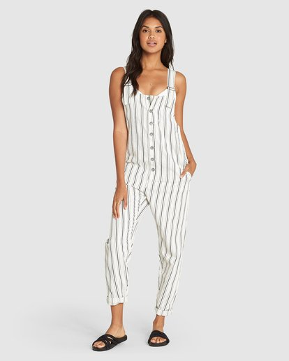 0 SUN SEEKER JUMPSUIT White 6595424X Billabong