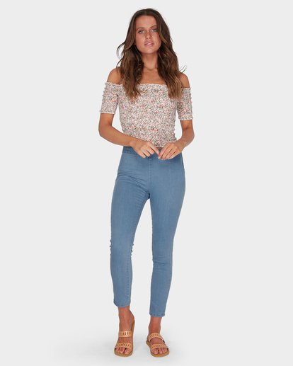 5 SLICK KICK JEAN Blue 6595431 Billabong