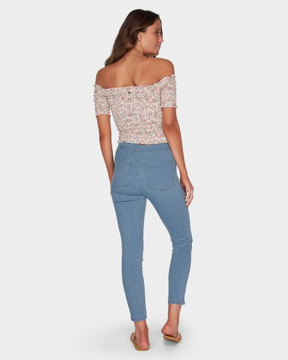 2 SLICK KICK JEAN Blue 6595431 Billabong