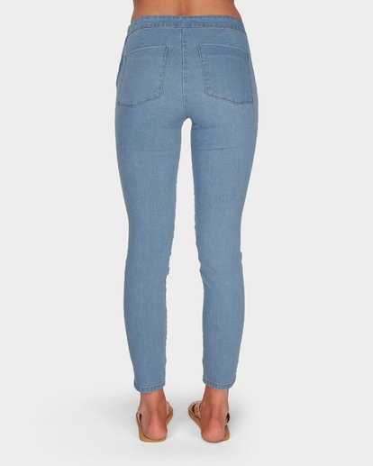 4 SLICK KICK JEAN Blue 6595431 Billabong