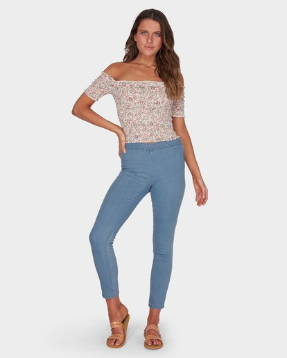 0 SLICK KICK JEAN Blue 6595431 Billabong